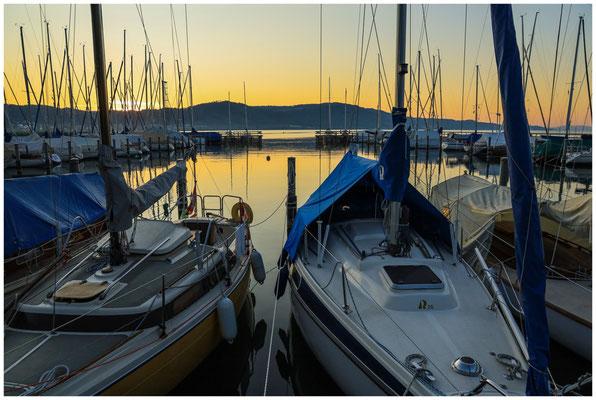 Boote im Jachthafen Bodman 0140