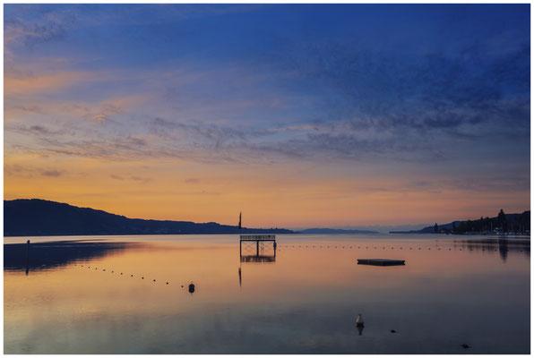 Morgendämmerung über dem Überlinger See 2849
