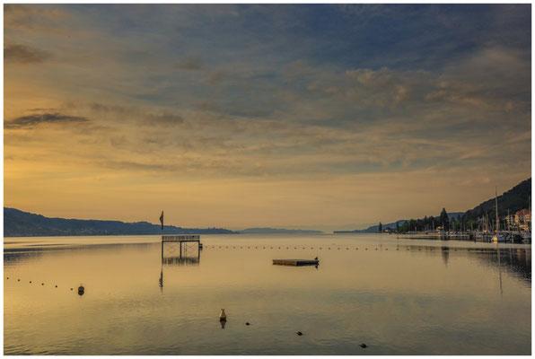 Goldenes Licht über dem Überlinger See 2912