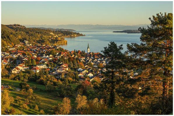 Sipplingen mit Überlinger See 1218