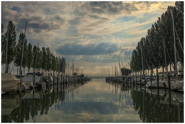 Jachthafen Moos 3582