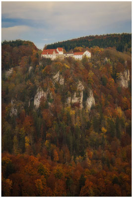 Burg Wildenstein - Donautal 1503