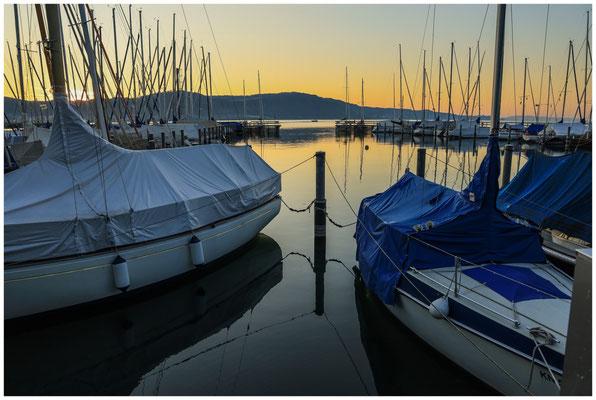 Boote im Jachthafen Bodman 0141