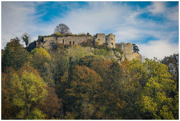 Burgruine Hohentwiel bei Singen 1248