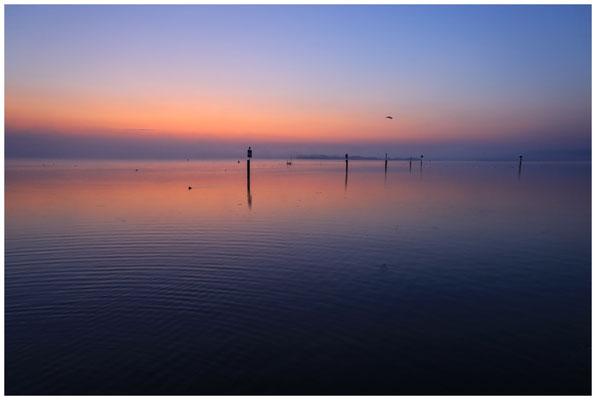 Morgendämmerung über dem Zeller See 0454