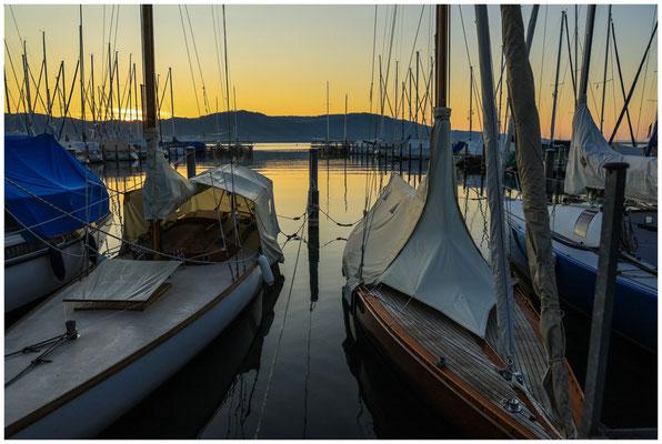 Boote im Jachthafen Bodman 0138