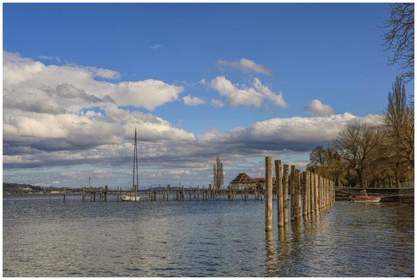 Bodman mit Blick auf die alte Greth und den Überlinger See 2012