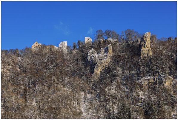 Burg Wildenstein im Naturpark Obere Donau 5801