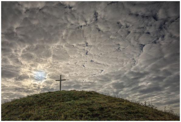 """Kreuz auf dem """"Katzenbuckel"""" 4925"""