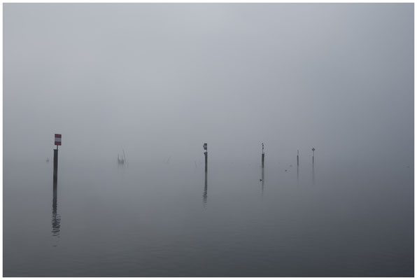 Nebel über dem Zeller See bei Moos 3467