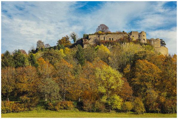 Burgruine Hohentwiel bei Singen 1246