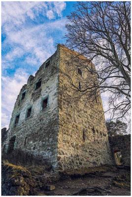 Ruine Altbodman 1723