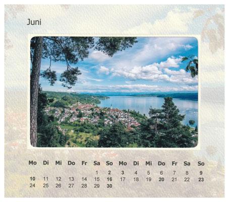 Blick auf Sipplingen und den Überlinger See