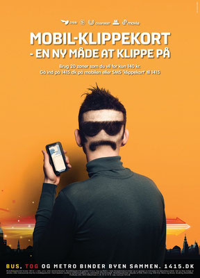 Client: Byens Net   Mobil-klippekort           Agency: Mindmovers