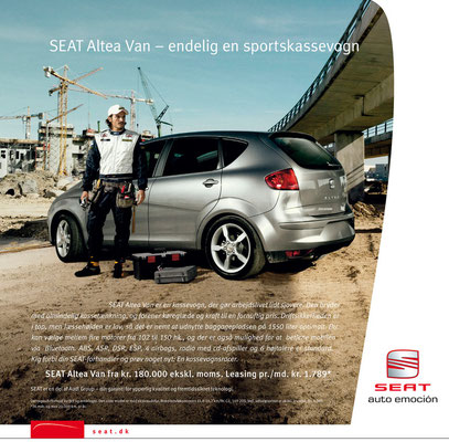 Client: Seat, Agency: & Co.