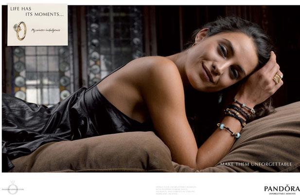 Client: Pandora Jewelry