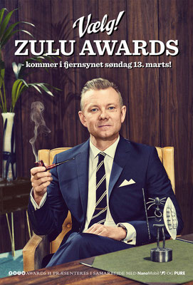 Client: Zulu Award -Casper Christensen         Agency: Tv2 Networks