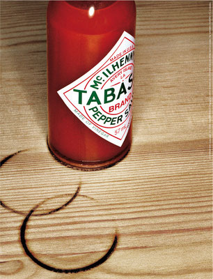 Client: Tabasco,   Agency: Young and Rubicam