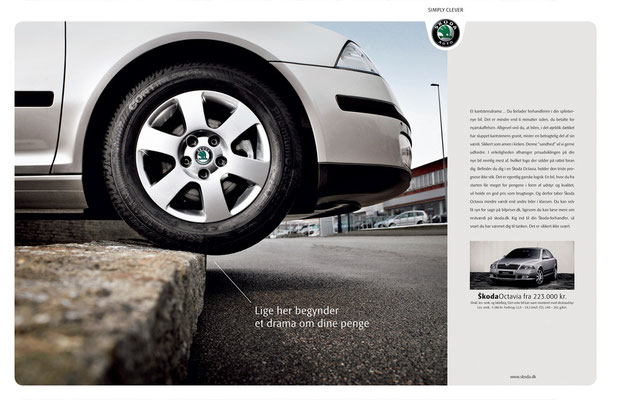 Client: Skoda,  Agency: Sunrise