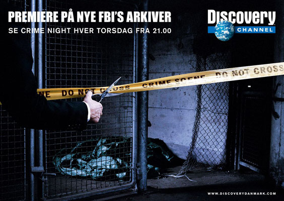 Client: Discovery Channel,        Agency: & Co.