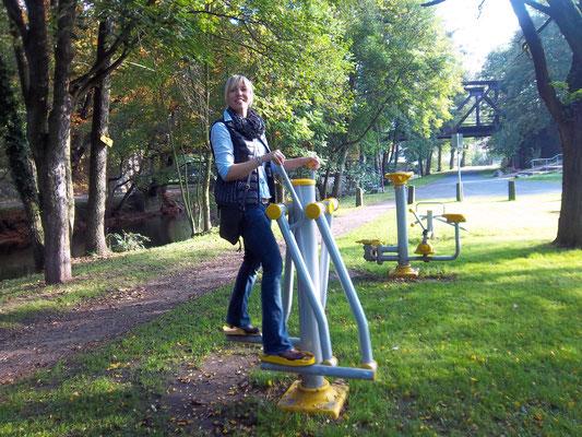 Outdoor-Fitnessgeräte in Stadtlengsfeld