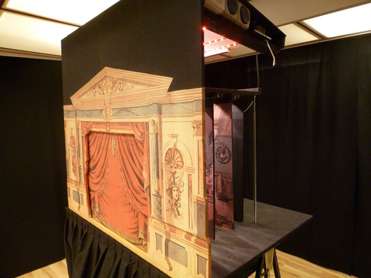 Historisches Papiertheater