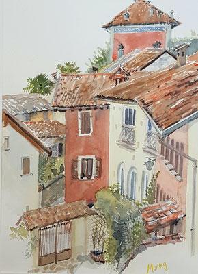 Houses in Gardone