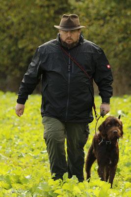 Ciro vom Granitzwald mit Manuel
