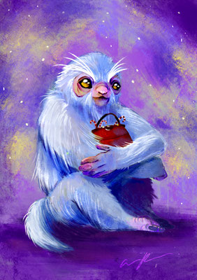 Fantastic Beasts and Where to Find Them - Demiguise