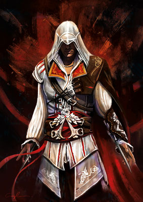 Assassin's Creed II - Ezio Auditore