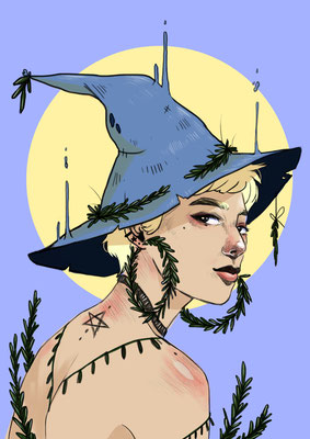 Rosemary Witch