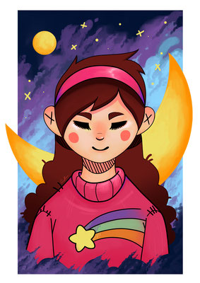 Gravity Falls - Mabel Pines