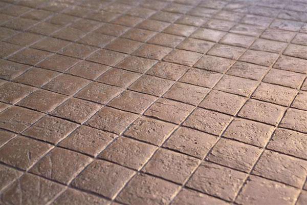 27 - Marciapiede /  Cubetti di granito