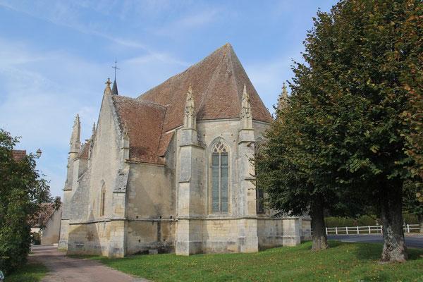 A Saint Père l'église St Pierre des Trépas