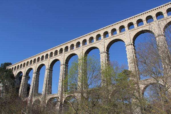 Aqueduc de Roquevafour