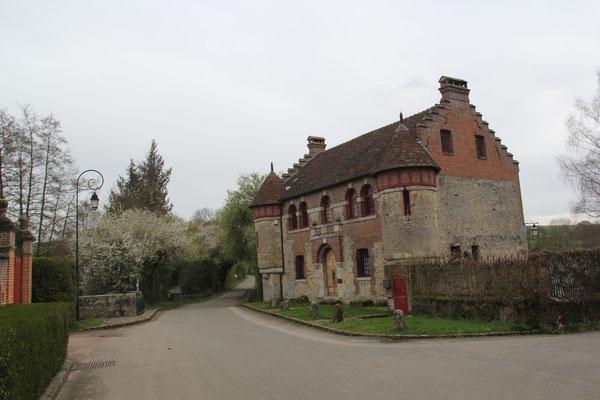 La Chapelle sous Gerberoy