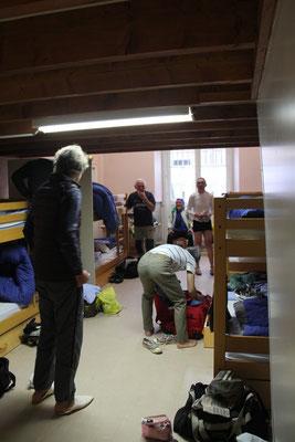Le dortoir de Villers
