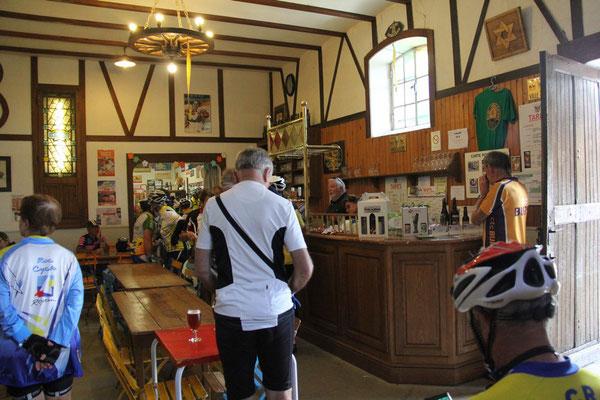 Brasserie musée à Ville sur Illon
