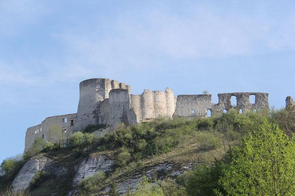 Ruines du Chateau Gaillard