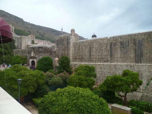 Fortifications de la vieille ville