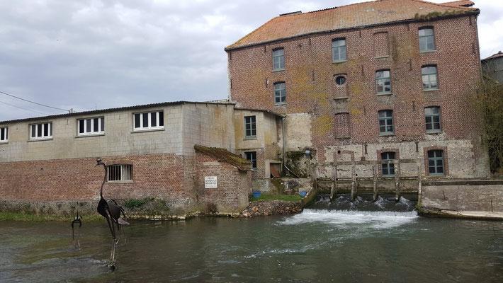Un des nombreux moulins sur les 10 rivières