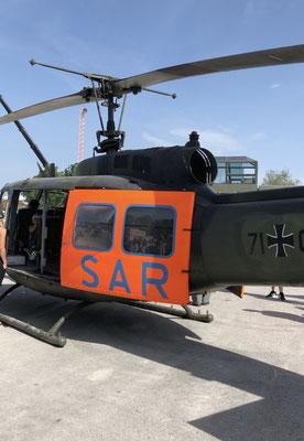 Rettungshubschrauber der Bundeswehr