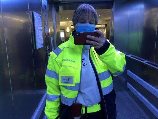 Arbeiten im Rettungsdienst