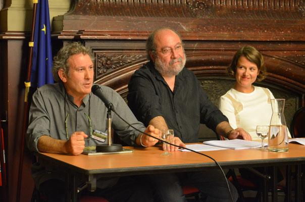 Bernard Capo, José Manuel Cano Lopez, Agathe Corre-Rivière