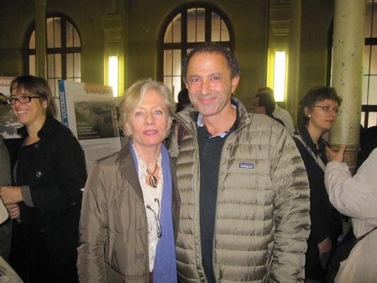 Danielle Rousselier et Roland Geldwerth