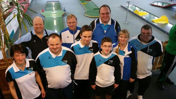 Unser Team in Eibenstock.