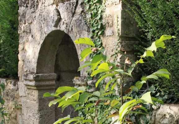 Chateau Mazeris Bellevue ancienne chapelle