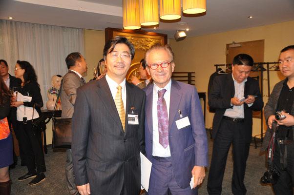Zhou De Wen (Vizepräsident GASME China)