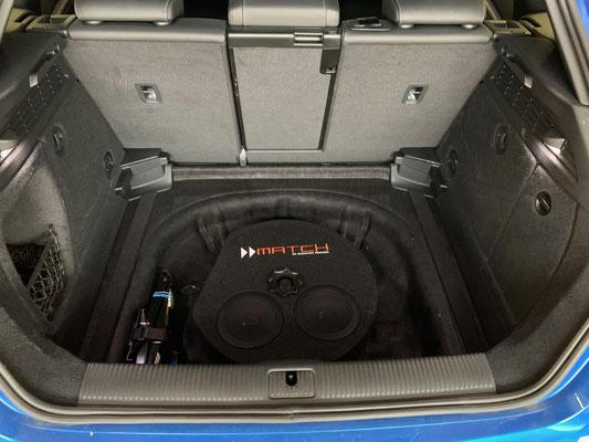 Audi A3 8V Match PP7 Subwoofer