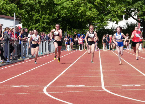 Vevi - 100m Sprint